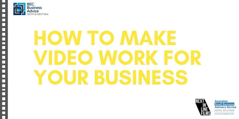 How to Make Video Work for Your Business
