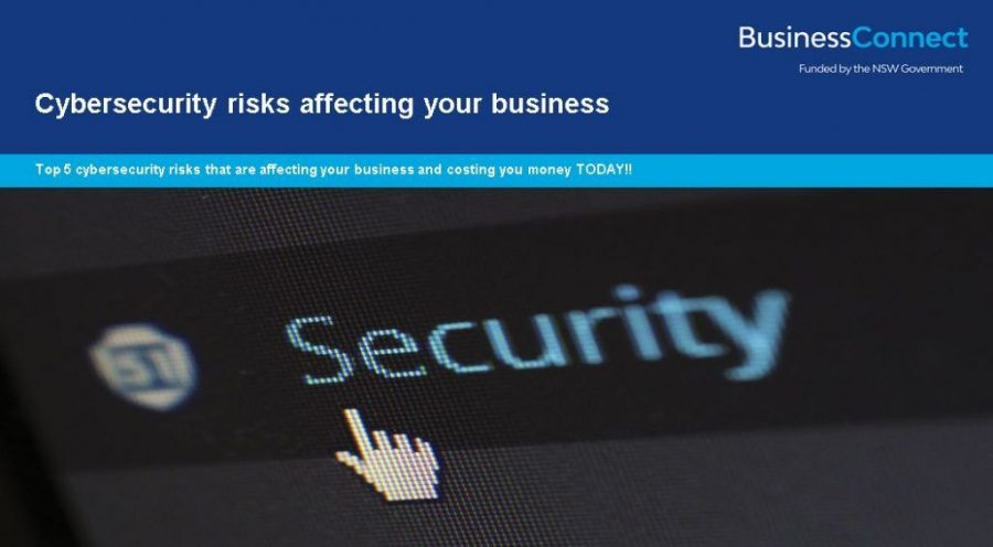 Top 5 Cyber security risks that are affecting