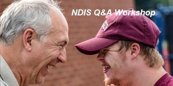 Wagga - NDIS Q&A Workshop for Families and