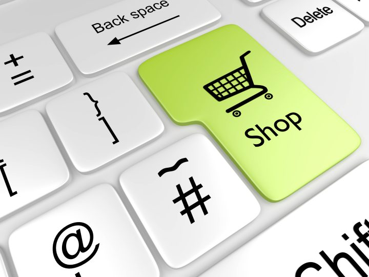 Building an online shopping website using Square