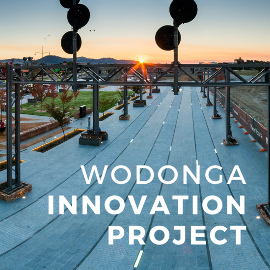 Wodonga Innovation Project image of Wodonga