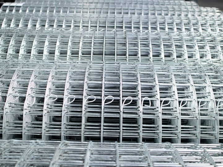 Fencing wire after manufacturing