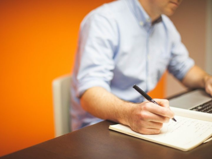 Write A Business Strategy For Long Term Success