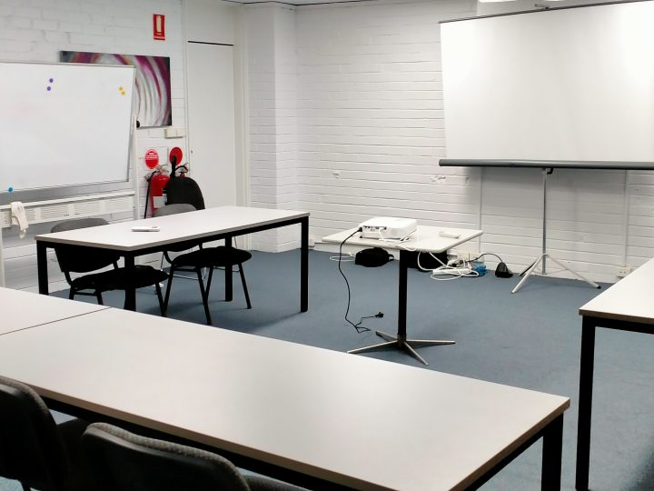 Room hire in Wagga