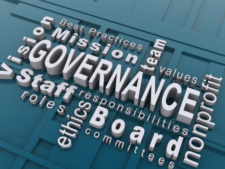 Governance – what you need to know